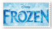 Frozen Stamp by SoraRoyals77