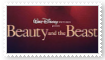 Beauty and the Beast Stamp by SoraRoyals77