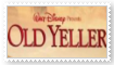 Old Yeller Stamp by KittyJewelpet78