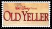 Old Yeller Stamp by SoraRoyals77