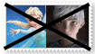 (Request) Anti Jack FrostXElsa Stamp by KittyJewelpet78