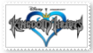 Kingdom Hearts Stamp by SoraRoyals77