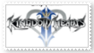 Kingdom Hearts 2 Stamp by SoraRoyals77