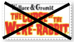 (Request) Anti The Curse of the Were-Rabbit Stamp by SoraRoyals77