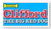 Clifford The Big Red Dog TV Show Stamp by SoraRoyals77
