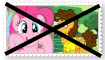Anti Pinkie PieXCheese Sandwich Stamp by KittyJewelpet78