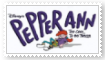 Pepper Ann TV Show Stamp by SoraJayhawk77