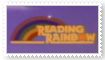 Reading Rainbow Stamp by SoraRoyals77
