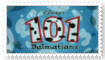 101 Dalmatians The Series Stamp by KittyJewelpet78