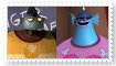 (Request) J.D. x Crikey Stamp by KittyJewelpet78