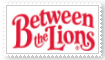 Between the Lions Stamp by KittyJewelpet78