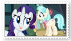 RarityXCoco Pommel Stamp by SoraRoyals77