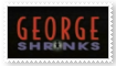 George Shrinks Stamp by KittyJewelpet78