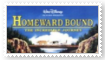 Homeward Bound Stamp by SoraRoyals77