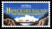 Homeward Bound Stamp by SoraRoyals77