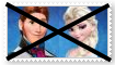 (Request) Anti ElsaXHans Stamp by SoraRoyals77