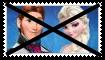 (Request) Anti ElsaXHans Stamp by KittyJewelpet78