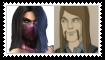 (Request) Toki WartoothXMileena Stamp by SoraJayhawk77