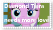 Support Diamond Tiara Stamp by SoraRoyals77