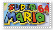 Super Mario 64 Stamp by SoraRoyals77