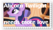 Support Ailcorn Twilight Stamp by KittyJewelpet78
