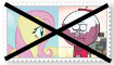 (Request) Anti BensonXFluttershy Stamp by SoraRoyals77