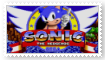 Sonic the Hedgehog Stamp by SoraRoyals77