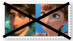 (Request) Anti Flynn RiderXAnna stamp by KittyJewelpet78
