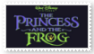 The Princess and the Frog Stamp by KittyJewelpet78