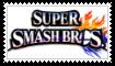 Super Smash Bros 4 Stamp by KittyJewelpet78