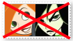(Request) Anti KimXShego Stamp by SoraJayhawk77