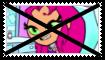 Anti Starfire (Teen Titans Go) Stamp