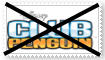 (Request) Anti Club Penguin Stamp by SoraRoyals77