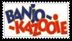 (Request) Banjo-Kazooie Stamp by SoraRoyals77