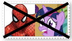 (Request) Anti SpidermanXTwilight Stamp by KittyJewelpet78