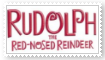 Rudolph the Red Nosed Reindeer Stamp by KittyJewelpet78