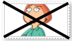 Anti Lois Griffin Stamp by SoraRoyals77