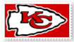 Kansas City Chiefs Stamp