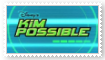 Kim Possible (Tv Show) Stamp by SoraJayhawk77