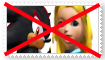 (Request) Anti ShadowXMaria Robotnik Stamp by SoraJayhawk77