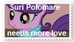 (Request) Suri Polomare needs more love Stamp by KittyJewelpet78