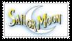 Sailor Moon (TV Show) Stamp by KittyJewelpet78