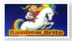 Rainbow Brite Stamp by SoraRoyals77