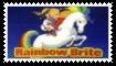 Rainbow Brite Stamp by KittyJewelpet78