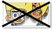 (Request) Anti Johnny TestXGil Stamp by SoraRoyals77