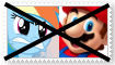 (Request) Anti MarioXRainbow Dash Stamp by SoraJayhawk77