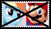 (Request) Anti MarioXRainbow Dash Stamp by SoraRoyals77