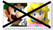 (Request) Anti LuigiXPeach Stamp by KittyJewelpet78