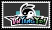 (Request) Ying Yang Yo Stamp by KittyJewelpet78