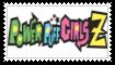 (Request) Powerpuff Girls Z stamp
